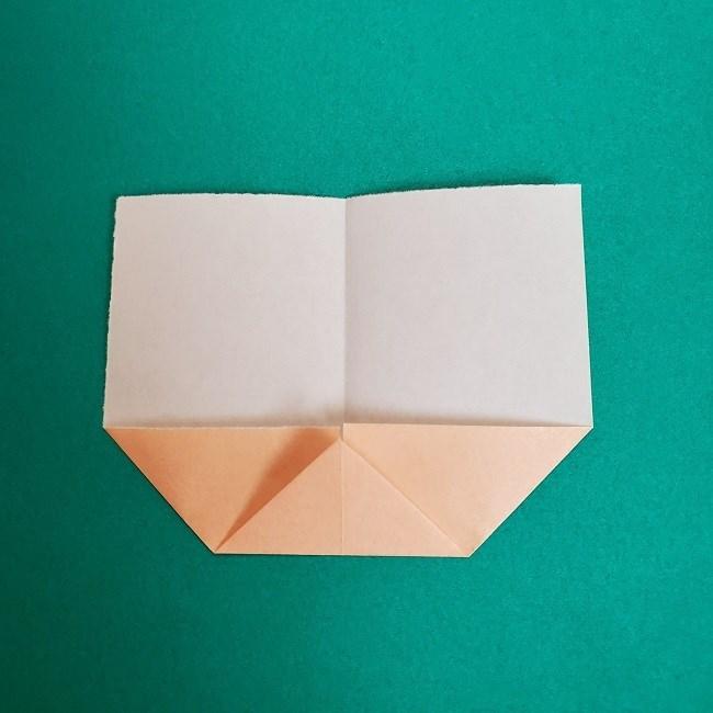 鬼滅の刃(きめつのやいば)の折り紙 無一郎の折り方・作り方 (5)