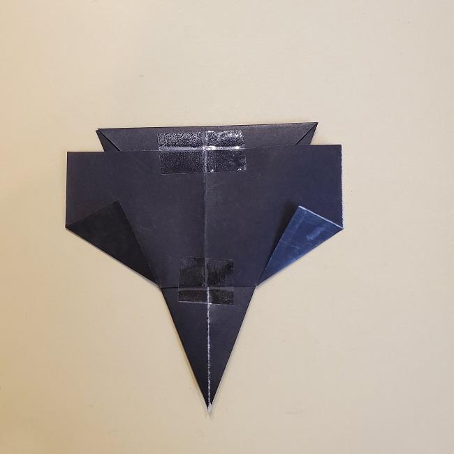 鬼滅の刃(きめつのやいば)の折り紙 無一郎の折り方・作り方 (50)
