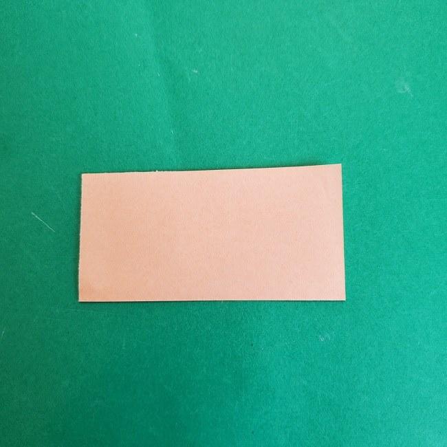 鬼滅の刃 折り紙の折り方【胡蝶しのぶ】 (2)
