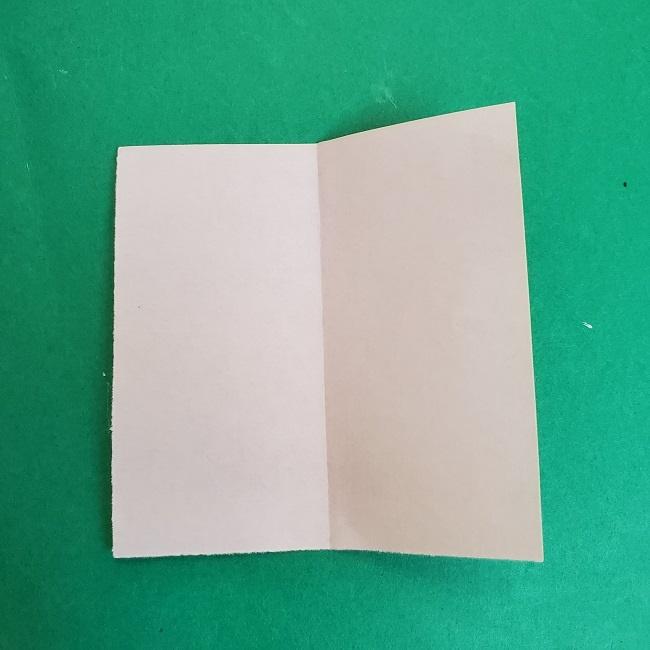 鬼滅の刃 折り紙の折り方【胡蝶しのぶ】 (3)