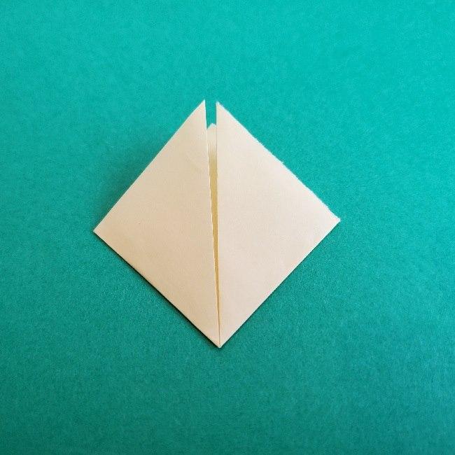 あつまれどうぶつの森の折り紙 簡単ジュンの折り方作り方 (19)