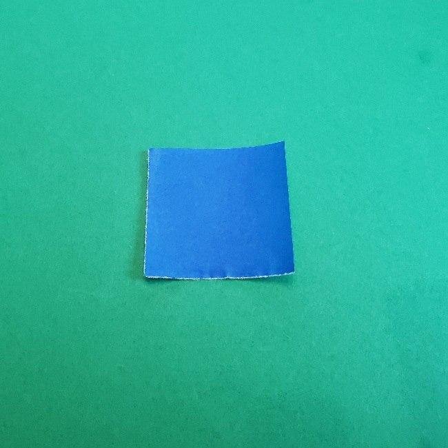 あつまれどうぶつの森の折り紙 簡単ジュンの折り方作り方 (25)