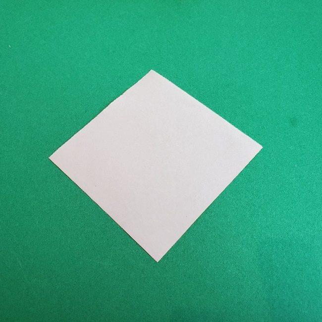 あつまれどうぶつの森の折り紙 簡単ジュンの折り方作り方 (27)