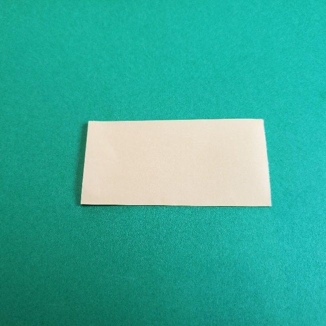 あつまれどうぶつの森の折り紙 簡単ジュンの折り方作り方 (4)