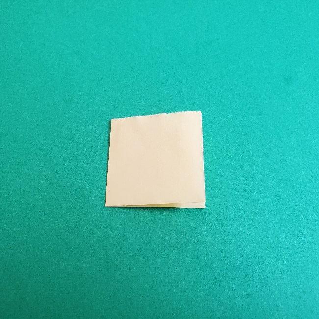 あつまれどうぶつの森の折り紙 簡単ジュンの折り方作り方 (5)