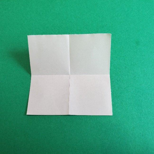 あつまれどうぶつの森の折り紙 簡単ジュンの折り方作り方 (6)