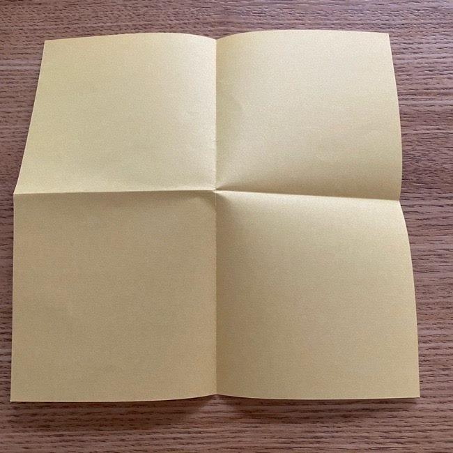 あつ森『ちゃちゃまる』の折り紙《折り方作り方》 (3)