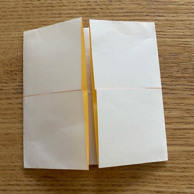 あつ森『ちゃちゃまる』の折り紙《折り方作り方》 (6)