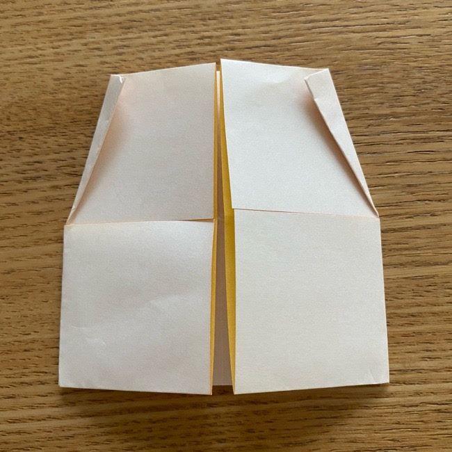 あつ森『ちゃちゃまる』の折り紙《折り方作り方》 (7)