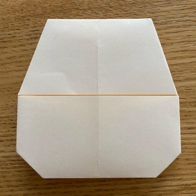 あつ森『ちゃちゃまる』の折り紙《折り方作り方》 (9)