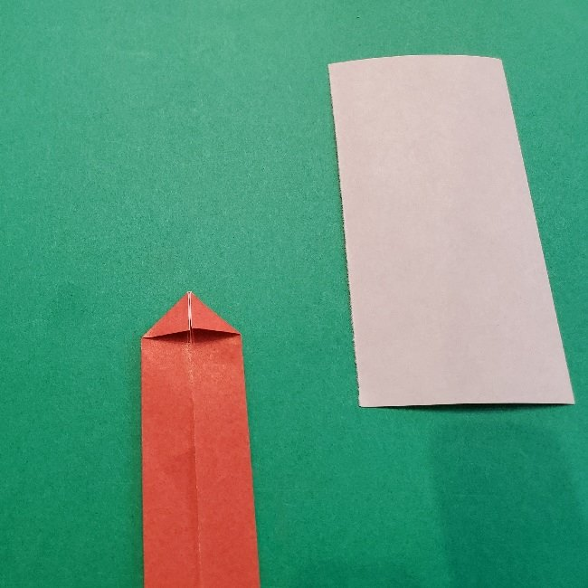 あつ森の折り紙【リリアン】の折り方作り方 (16)