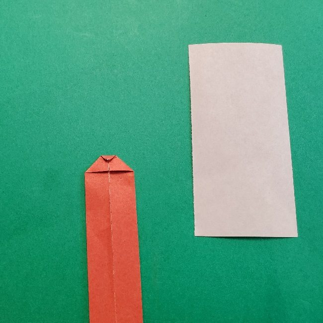 あつ森の折り紙【リリアン】の折り方作り方 (17)