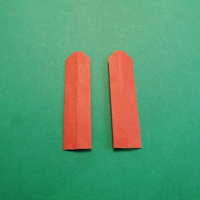 あつ森の折り紙【リリアン】の折り方作り方 (18)