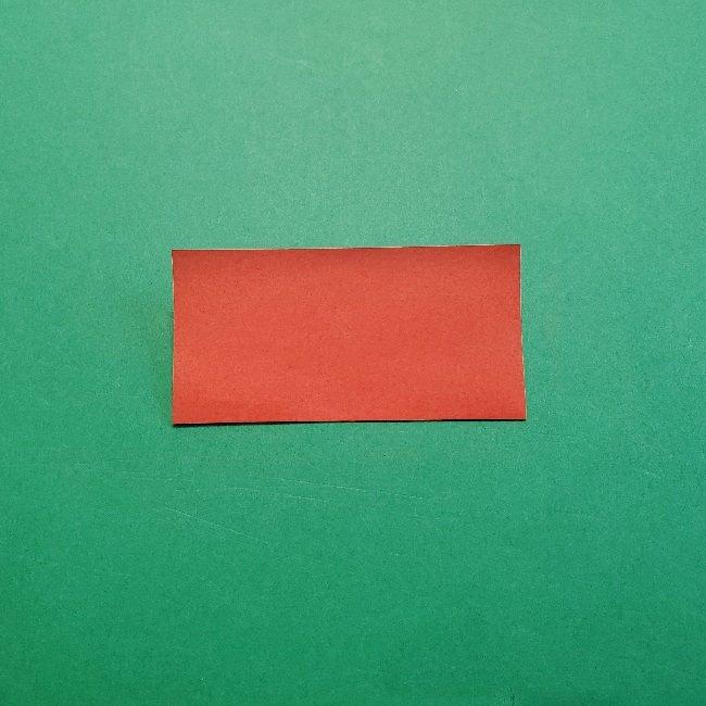 あつ森の折り紙【リリアン】の折り方作り方 (2)