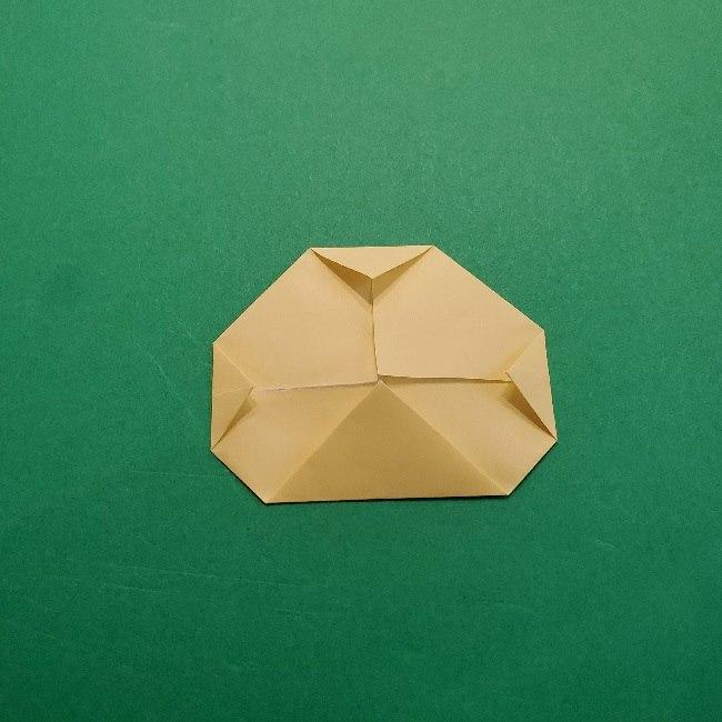 あつ森の折り紙【リリアン】の折り方作り方 (24)