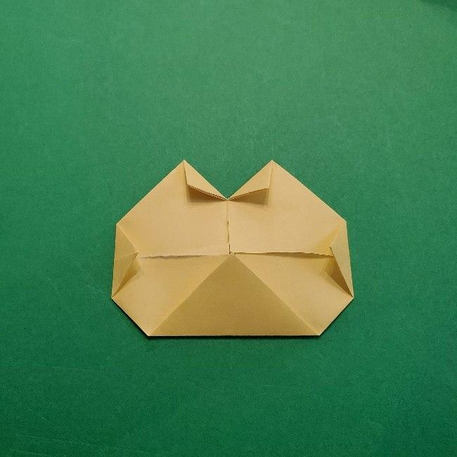 あつ森の折り紙【リリアン】の折り方作り方 (26)