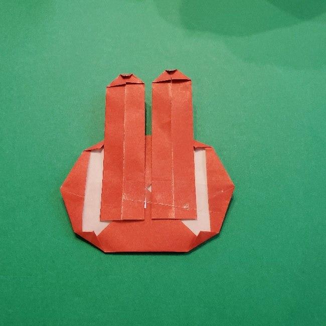あつ森の折り紙【リリアン】の折り方作り方 (34)