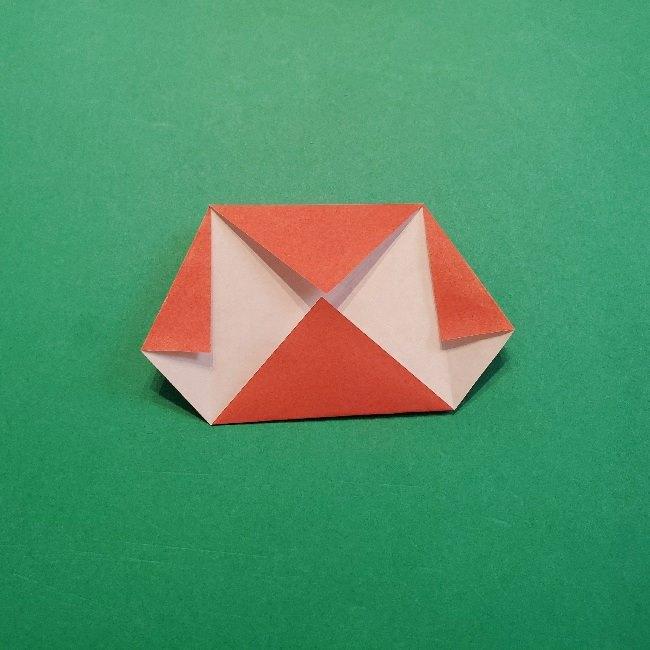 あつ森の折り紙【リリアン】の折り方作り方 (6)