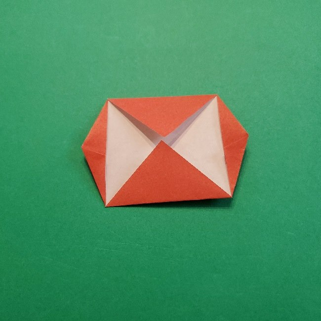 あつ森の折り紙【リリアン】の折り方作り方 (7)