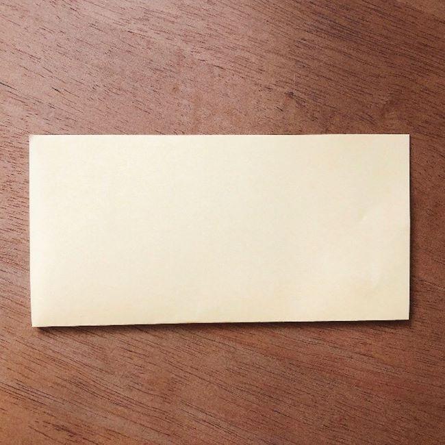 あつ森の折り紙キャラメルの折り方作り方 (1)