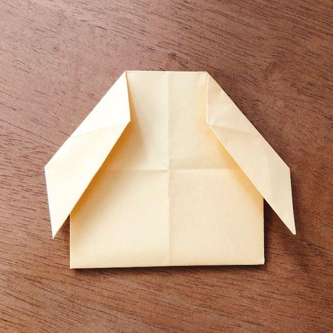 あつ森の折り紙キャラメルの折り方作り方 (10)