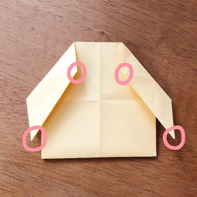 あつ森の折り紙キャラメルの折り方作り方 (11)
