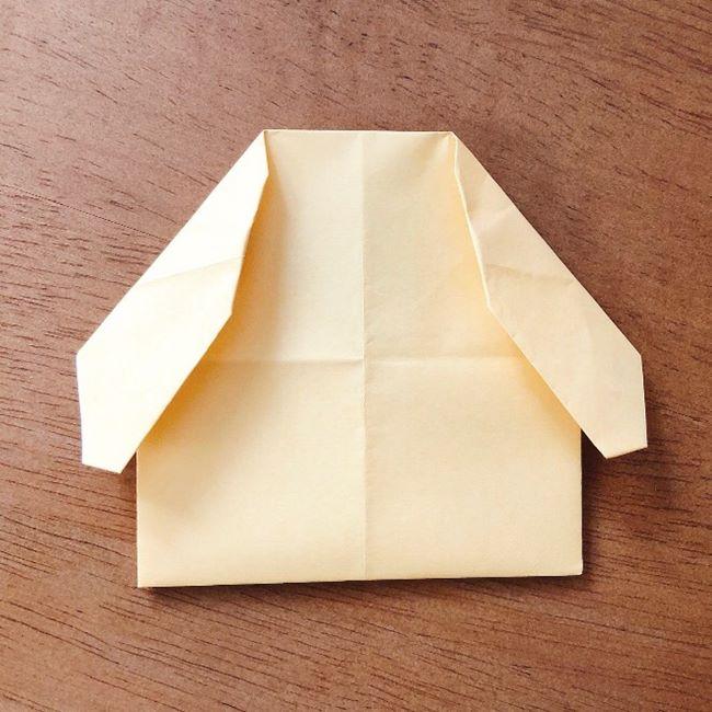 あつ森の折り紙キャラメルの折り方作り方 (12)