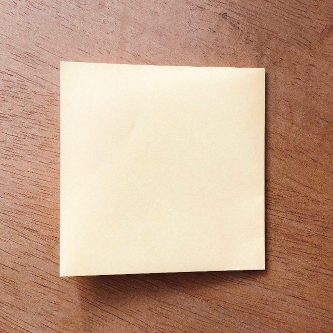 あつ森の折り紙キャラメルの折り方作り方 (2)