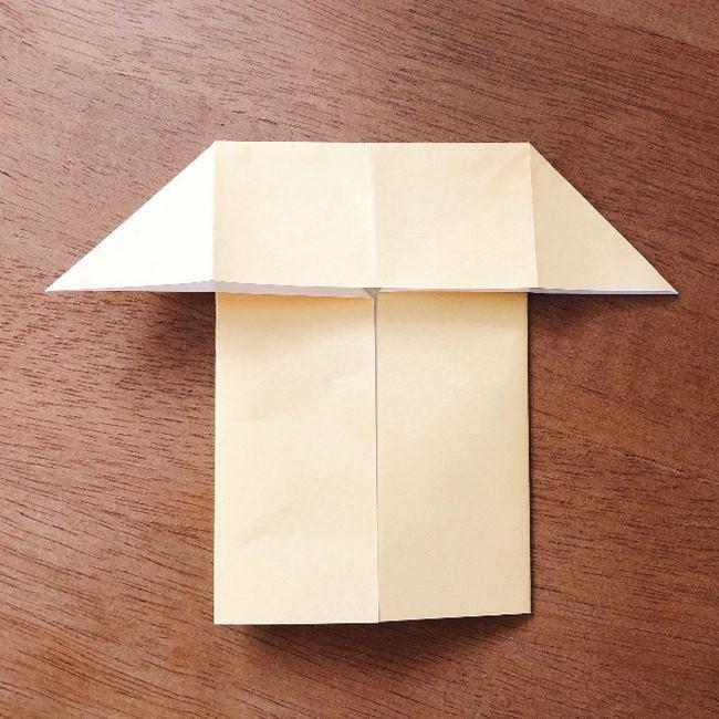 あつ森の折り紙キャラメルの折り方作り方 (7)