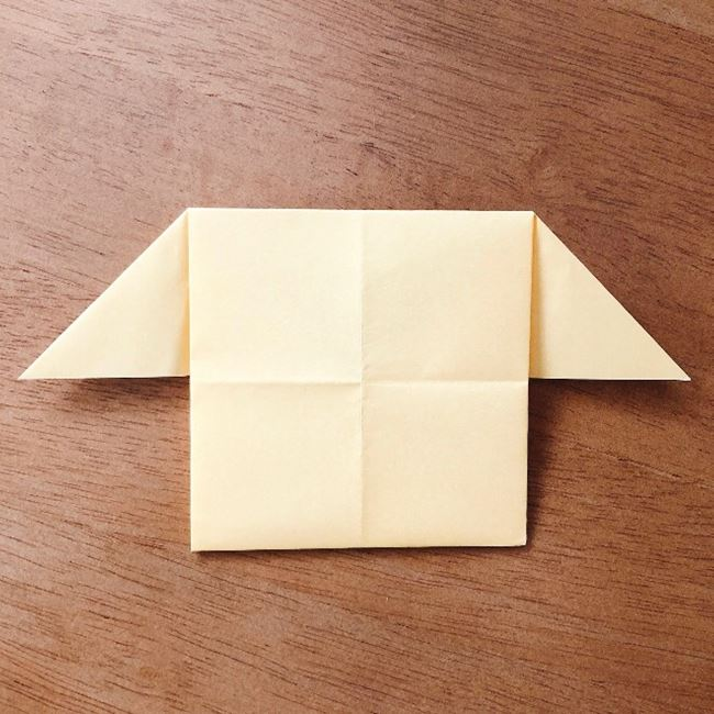 あつ森の折り紙キャラメルの折り方作り方 (9)