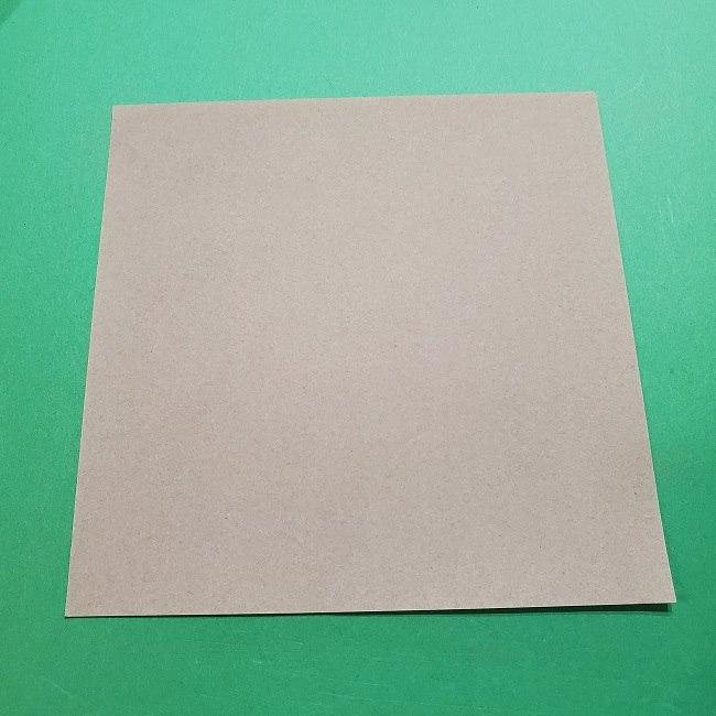 あつ森ジャックの折り紙★作り方折り方 (1)
