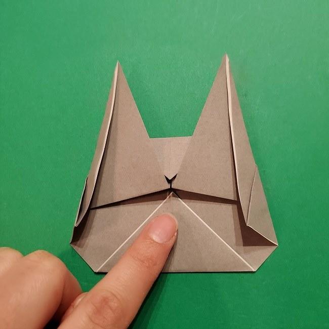 あつ森ジャックの折り紙★作り方折り方 (10)