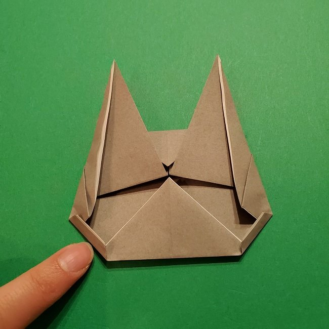 あつ森ジャックの折り紙★作り方折り方 (11)