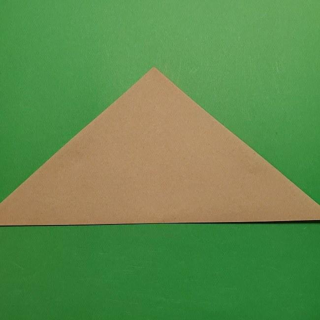 あつ森ジャックの折り紙★作り方折り方 (2)