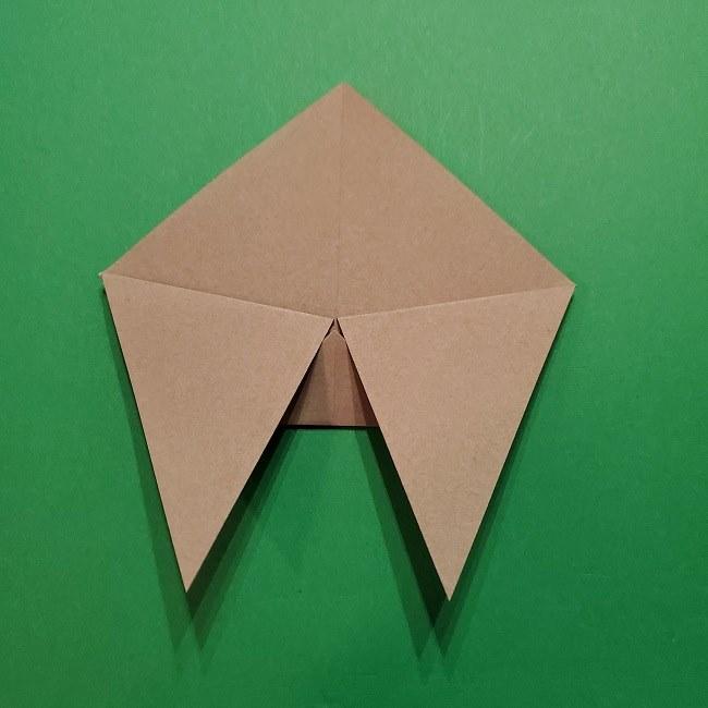 あつ森ジャックの折り紙★作り方折り方 (7)
