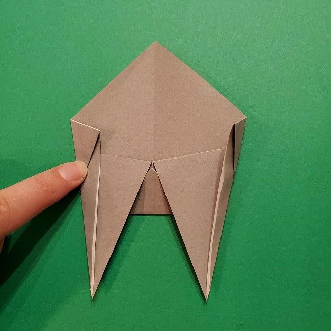 あつ森ジャックの折り紙★作り方折り方 (8)