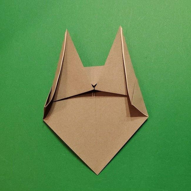 あつ森ジャックの折り紙★作り方折り方 (9)