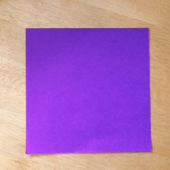 あつ森ブーケの折り紙*用意するもの