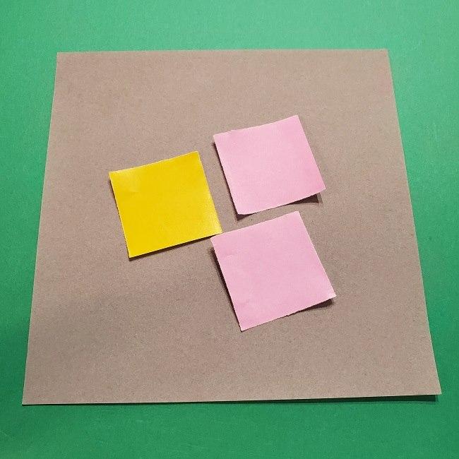 あつ森 折り紙のジャック*用意するもの (1)