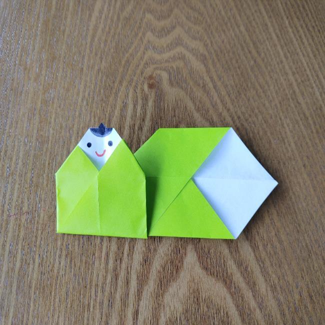 お雛様の箸袋 折り紙は簡単かわいい!3月ひな祭りに是非作ってみて♪