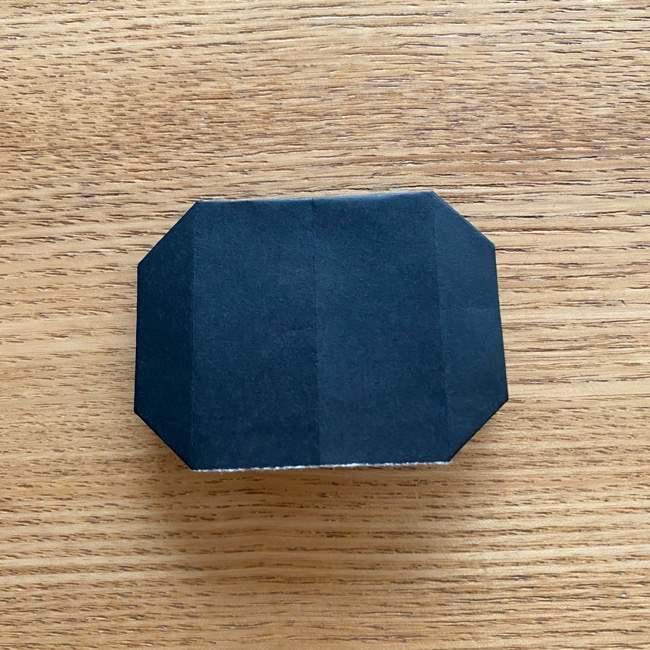 きめつのやいばの折り紙『かすがいがらす』折り方作り方 (13)