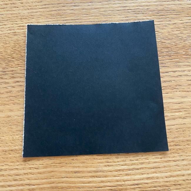 きめつのやいばの折り紙『かすがいがらす』折り方作り方 (14)