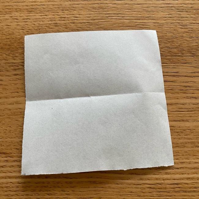 きめつのやいばの折り紙『かすがいがらす』折り方作り方 (16)