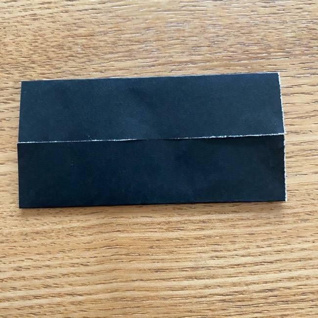 きめつのやいばの折り紙『かすがいがらす』折り方作り方 (17)