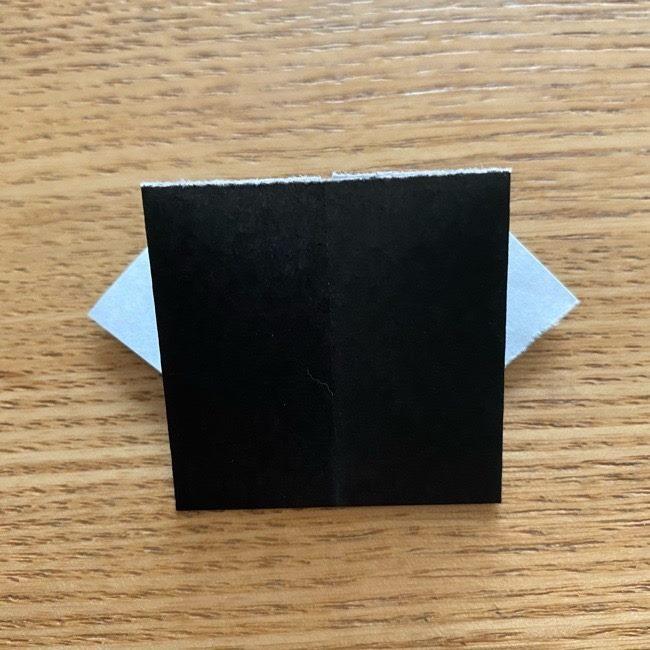 きめつのやいばの折り紙『かすがいがらす』折り方作り方 (23)