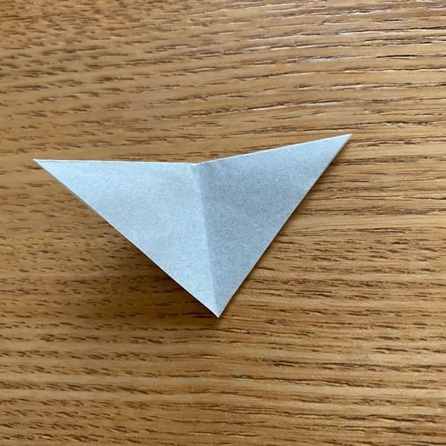 きめつのやいばの折り紙『かすがいがらす』折り方作り方 (36)
