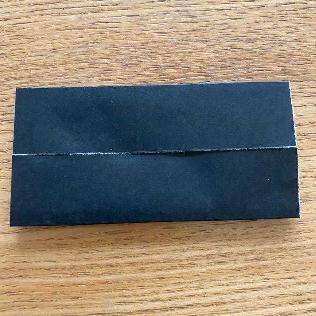 きめつのやいばの折り紙『かすがいがらす』折り方作り方 (4)