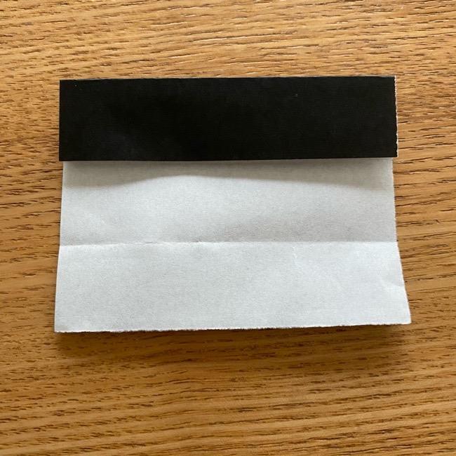 きめつのやいばの折り紙『かすがいがらす』折り方作り方 (5)