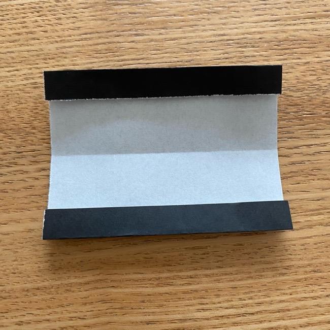 きめつのやいばの折り紙『かすがいがらす』折り方作り方 (8)