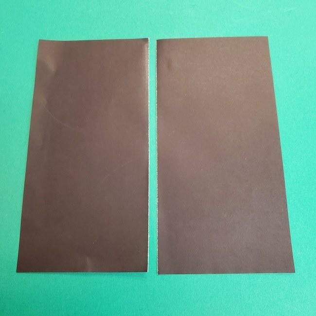 きめつのやいばの折り紙 あおい*折り方作り方 (11)